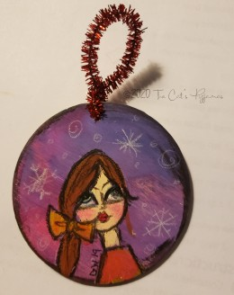 Sherie Ornament