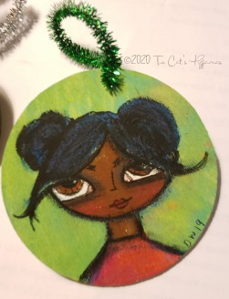 Kelly Ornament