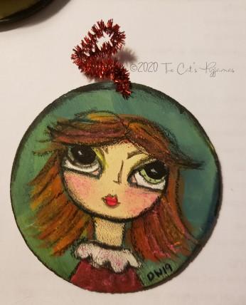 Darla Ornament