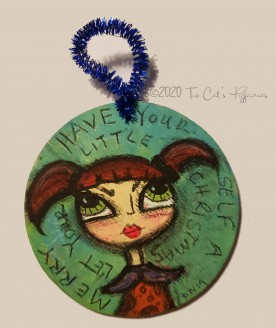 Kelsey Ornament