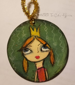 Annette Ornament