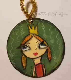 Annette Ornament