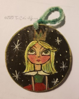 Skylar Ornament