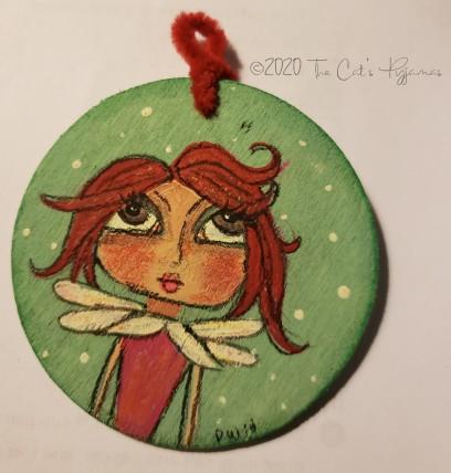 Myra Ornament
