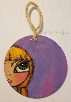 Penelope ornament