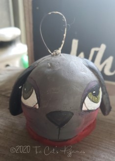 Hound Dog Ornament