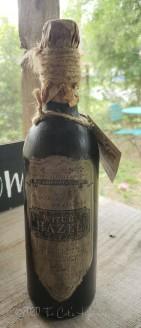 Witch Hazel bottle