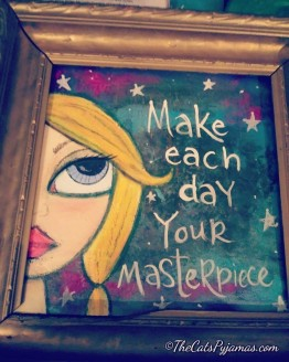 SOLD Your Masterpiece