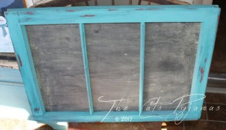 Chalkboard Window SOLD