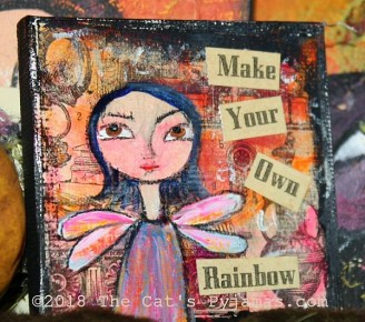 SOLD Make your own rainbow