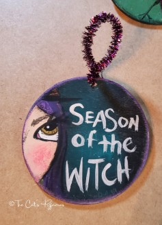 Season of the Witch ornament