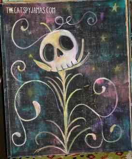 SOLD Wicked Garden