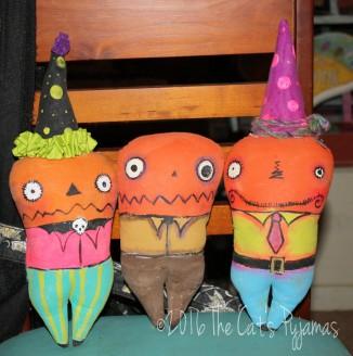 3 Punkin Heads