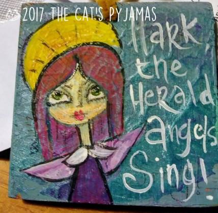 Herald Angels ornament