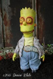 Zombie Bart Simpson