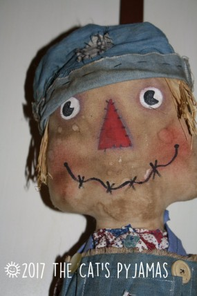 SOLD Big Scarecrow