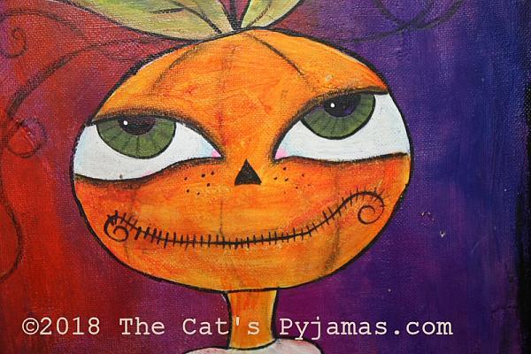 Pamela Pumpkin