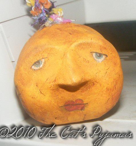 Deva Moon Ornament