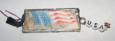 Old Glory Pendant