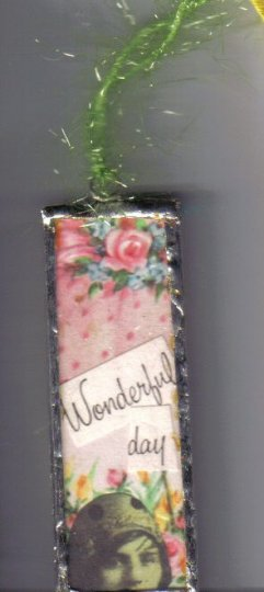 Wonderful Day Pendant
