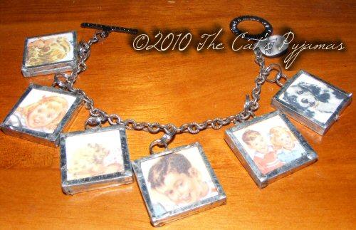 Dick & Jane Charm bracelet