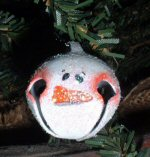 Snowman Bell Ornaments