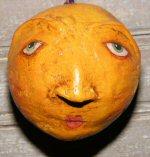 Moon Man Ornament