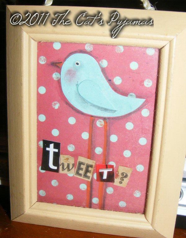Tweet? Assemblage